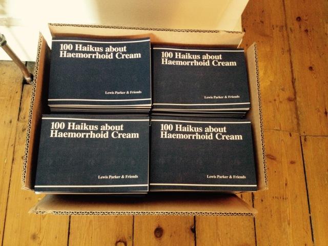 100 haikus box
